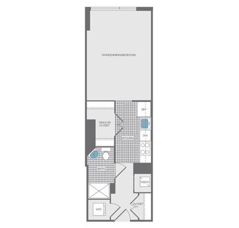 newseum floor plan newseum residences studio apartments for rent in
