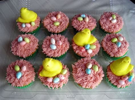 easter eggs decorated cupcakes creative ads and more
