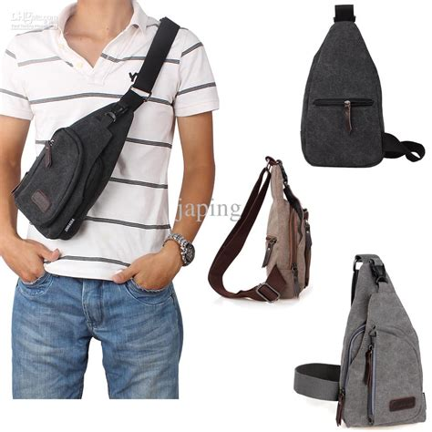 Tas Salempang Tactical Sling Bag Autdoor Shoulder Messenger Bag Import unbalance s canvas backpack s shoulder sling