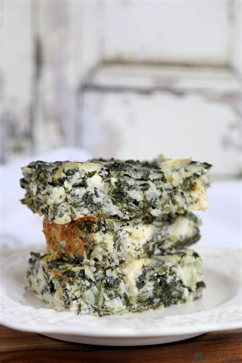 low calorie cottage cheese recipes low carb spanakopita cottage cheese and egg casserole