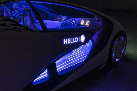 autonomous ai smart desk toyota concept i is andersom ontworpen autoblog nl