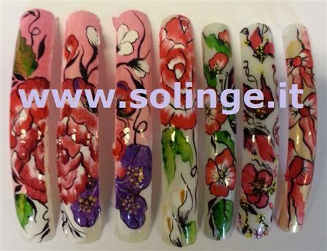 micropittura unghie fiori corsi micropittura unghie roma