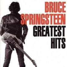 best bruce springsteen album greatest hits bruce springsteen album