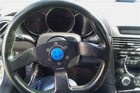 Re Amemiya Shift Knob by Fs Re Amemiya Steering Wheel And Shift Knob Rx8club