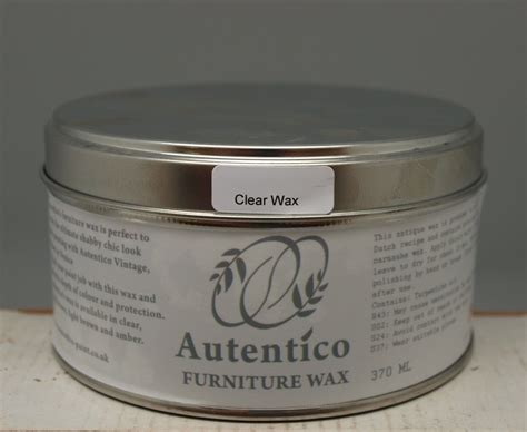 autentico chalk paint ebay autentico furniture wax for use with chalk paint clear