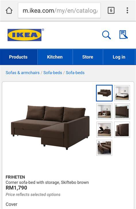 Sofa Yang Biasa idea untuk ruang tamu sempit gunakan sofa bed 3 in 1