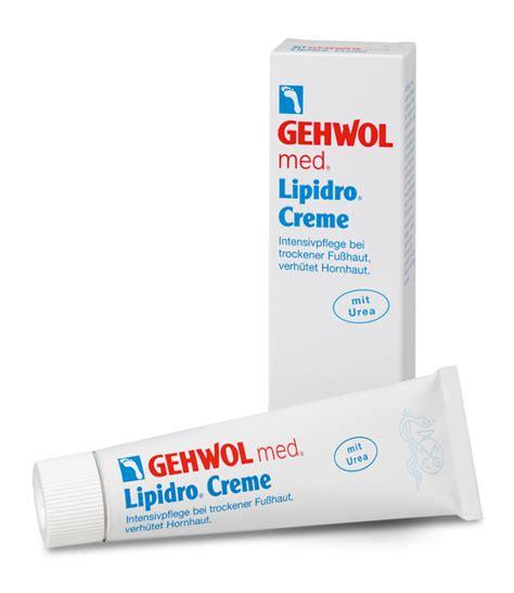 Gehwol Med Lipidro jetzt kaufen gehwol med lipidro creme 125 ml