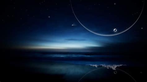 Imagenes De Noche Wallpaper   noche de luna 1920x1080 fondos de pantalla y wallpapers