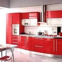 Indian Kitchen Interior Design Catalogues by Modular Kitchens J D Furniture Manufacturer In