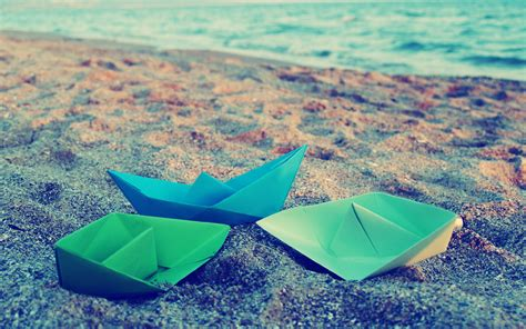 Paper Boats - wallpapers paper boats wallpapers