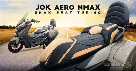 Jok Custom Nmax Model Cobranew Model jok aero nmax enak buat turing
