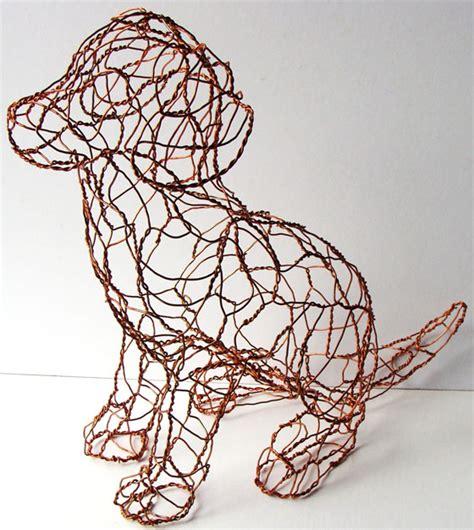 Handmade Wire Sculptures - ruth wire sculpture try handmade
