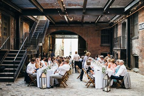unconventional wedding venues new york maris brock alternative wedding jean laurent