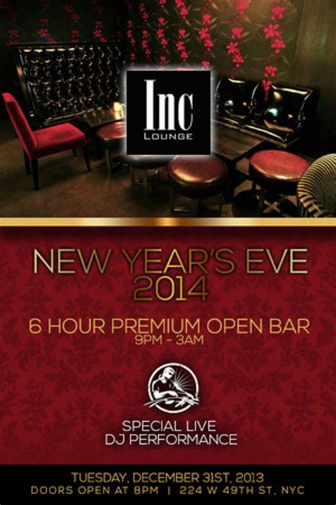 hotel new years inc lounge the time hotel new years 2014 inc
