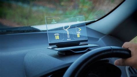 Head Up Display Auto by Anteprima Exploride L Head Up Display Per Tutte Le Auto