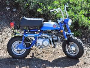 Honda Mini Trail 50 For Sale Honda Z50 Mini Trail Vintage Minibikes