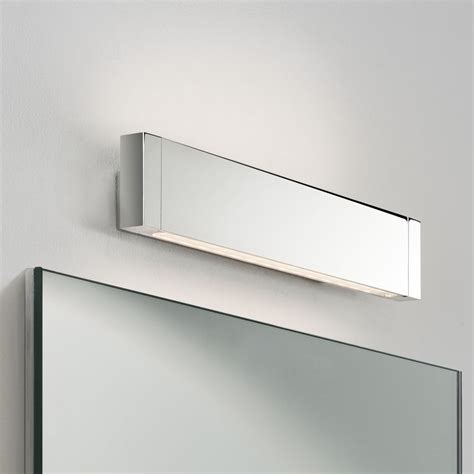 led bathroom wall lights uk astro lighting 0892 bergamo 300 led ip44 bathroom wall light