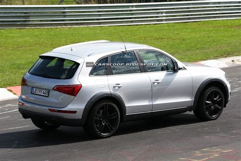 porsche cajun spied porsche developing new cajun on modified audi q5