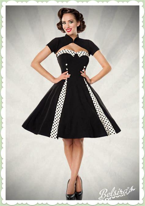 50er jahre belsira 50er jahre rockabilly petticoat kleid