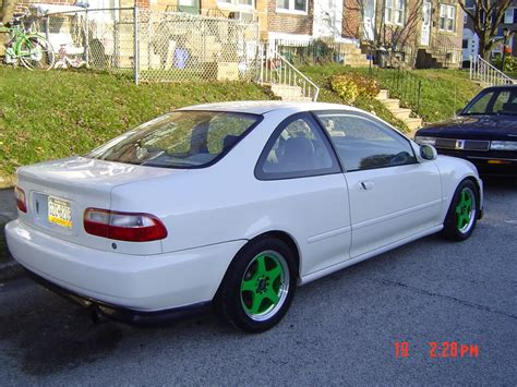 Honda Civic 95 by Honda Civic Dx 95