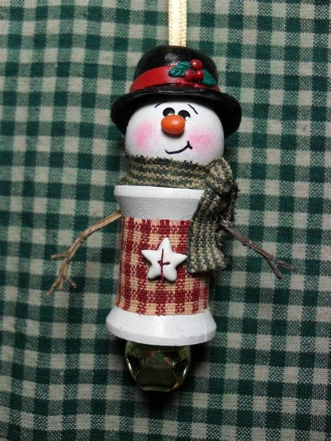 Handmade Snowmen - 3406 best images about things on