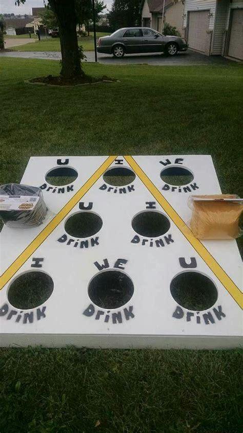 backyard drinking games best 25 outdoor drinking games ideas on pinterest diy