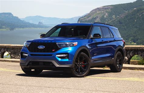 ford explorer st performance explained
