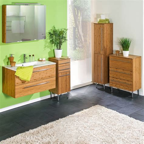 bambus badezimmer waschbecken unterschrank bambus speyeder net