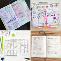 Decorating Ideas For Journals Bullet Journal Designs Popsugar Australia Smart Living