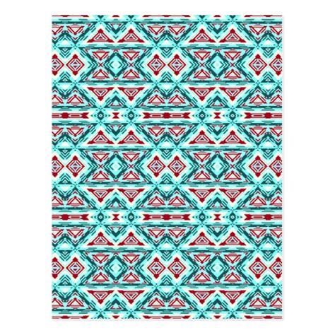 tribal pattern fabric uk aztec tribal fabric native american pattern of zazzle