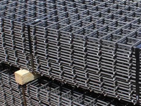 concrete wire mesh  reinforcement  concrete structure