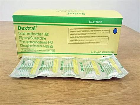Obat Dextral 6 obat batuk kering dan gatal paling uh 5 obat
