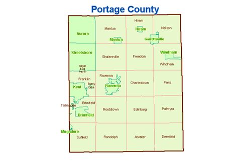 Portage County Ohio Property Records Moving Cleveland