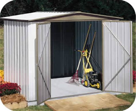 8 X 10 Aluminum Shed by How To Build A 12x16 Shed