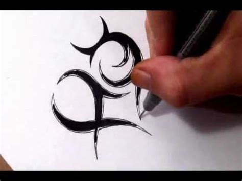 pisces and taurus tattoo zodiac signs inside a sketch tribal pisces and