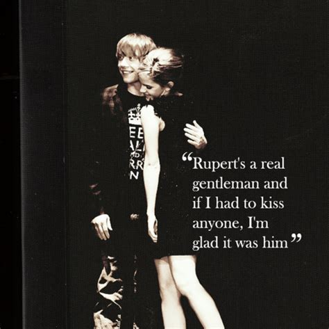 emma watson quotes harry potter rupert grint hermione quotes quotesgram