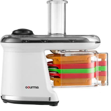 Multi Slicer gourmia gms100 power dicer plus multi purpose