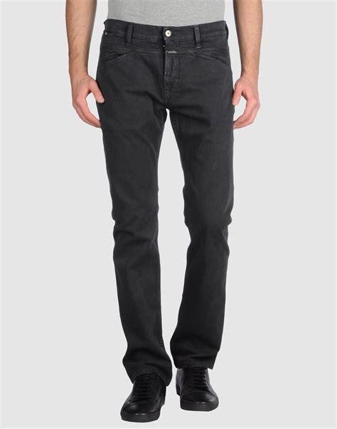 francois girbaud mens jeans marith 233 et fran 231 ois girbaud jeans in black for men lyst
