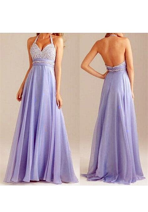 Dress Maxi Purple Elegan purple patchwork sequin draped backless halter neck flowy bridesmaid maxi dress maxi