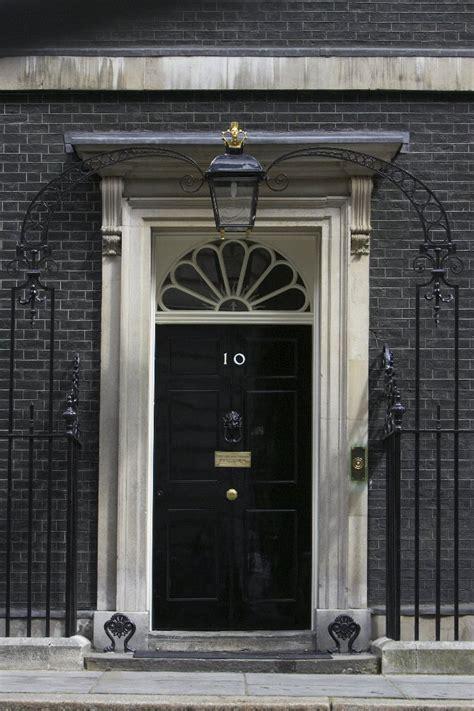 10 downing front door number ten particulars