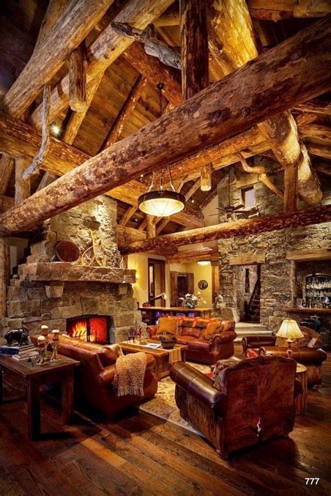 log cabin home interiors amazing log cabin interior photo on sunsurfer