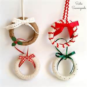 12 diy old fashioned christmas ornaments simple life mom