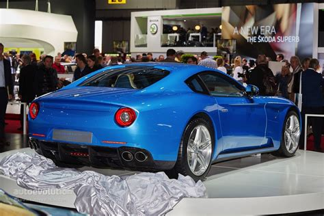 how much is the f12 touring superleggera berlinetta lusso is a f12