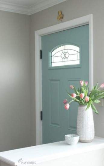 pick front door colors blue  ideas