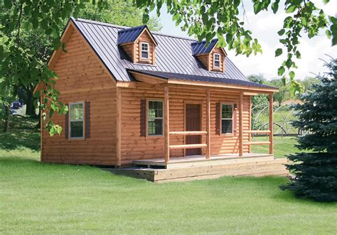 small metal cabins cape cod log cabin from 66 900 click to view floorplans