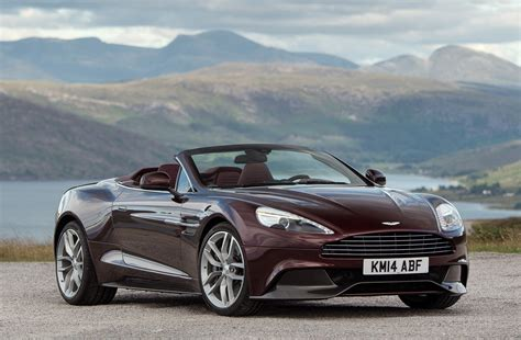 How Much Is An Aston Martin Vantage by Aston Martin Vanquish Coupe Review 2013 Parkers