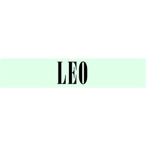 Leo Wants To Be More Than Eye by Thezodiaccity Best Zodiac Facts Since 2011