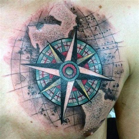 compass tattoo art 110 best compass tattoo designs wild tattoo art