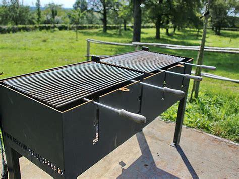 Zelf Barbecue Maken Metaal travail sur mesure bayart