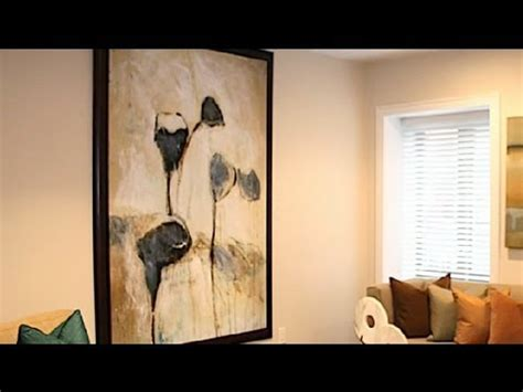 framing photos without glass framing artwork without glass interior design tips youtube